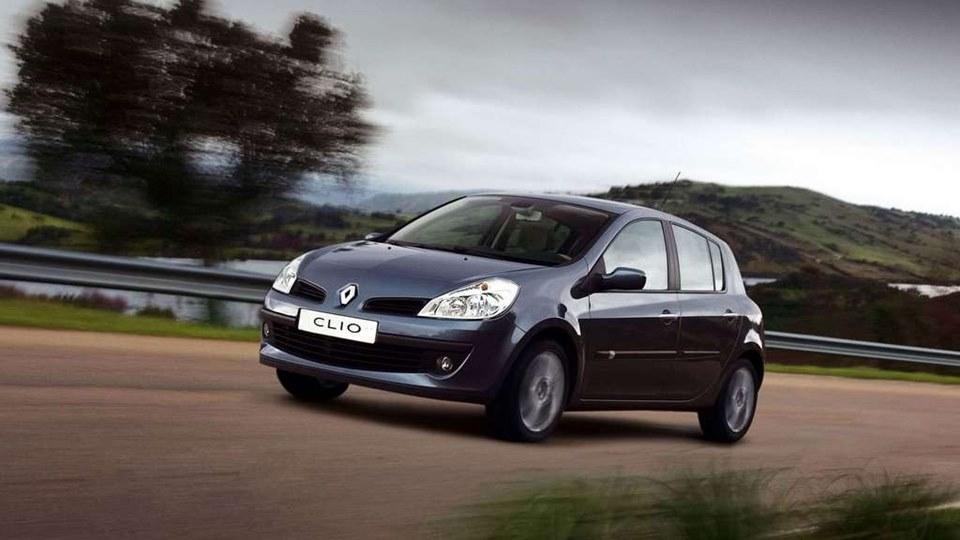 żarówki Renault Clio Iii Spis Dailydriverpl