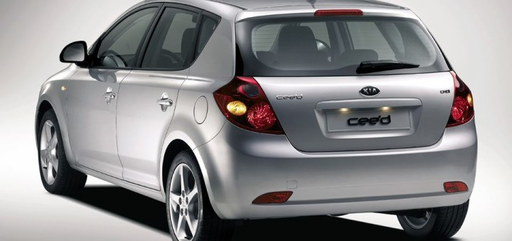 Kia Ceed Hatchback żarówki Spis Dailydriverpl