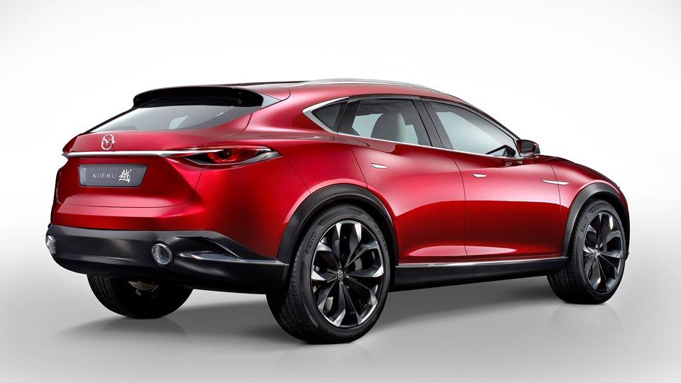 Nowy Suv Mazda Cx 4 Pierwsze Zdjęcia I Dane Techniczne