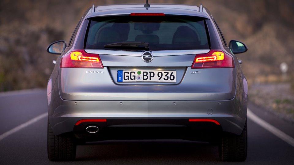 żarówki Opel Insignia St Kombi Spis Dailydriverpl