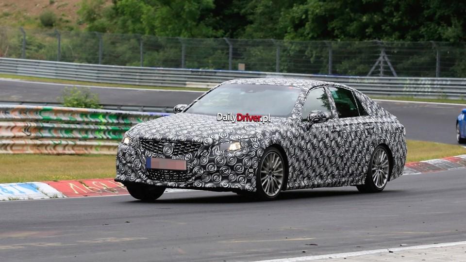 Aktualne Sportowa limuzyna Toyoty – rywal AMG i Audi RS – DailyDriver.pl EY56