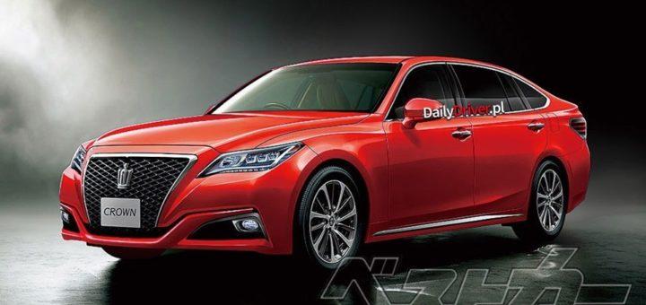 Zaktualizowano Sportowa limuzyna Toyoty – rywal AMG i Audi RS – DailyDriver.pl MG55