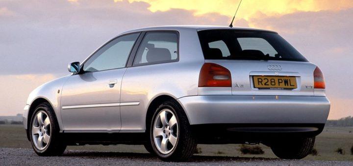 Audi A3 8l żarówki Spis Dailydriverpl
