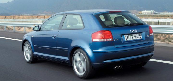 Audi A3 8p żarówki Spis Dailydriverpl