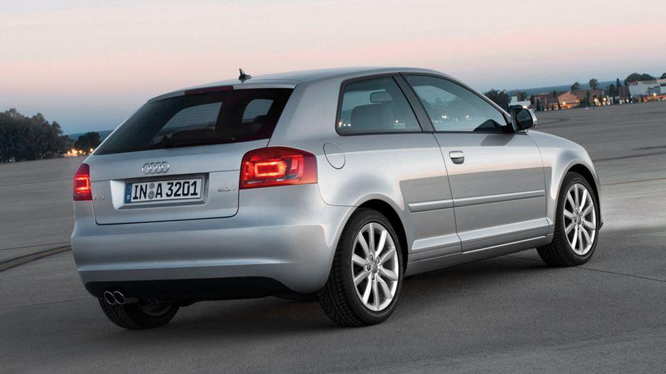 Audi A3 8p Facelifting żarówki Spis Dailydriverpl