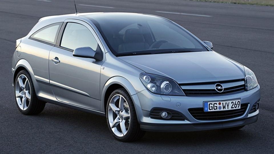Opel Astra H GTC żarówki – spis – DailyDriver.pl