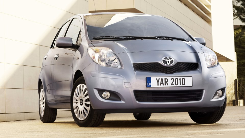 Toyota Yaris Ii Facelifting żarówki Spis Dailydriverpl